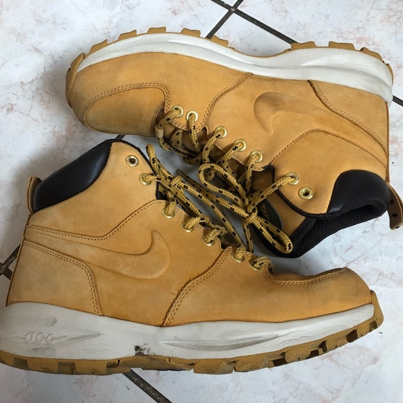 a58438929b9b Nike ACG timberland inspired boots ! M 5b4012059fe486892fa5359e. Other Shoes  ...